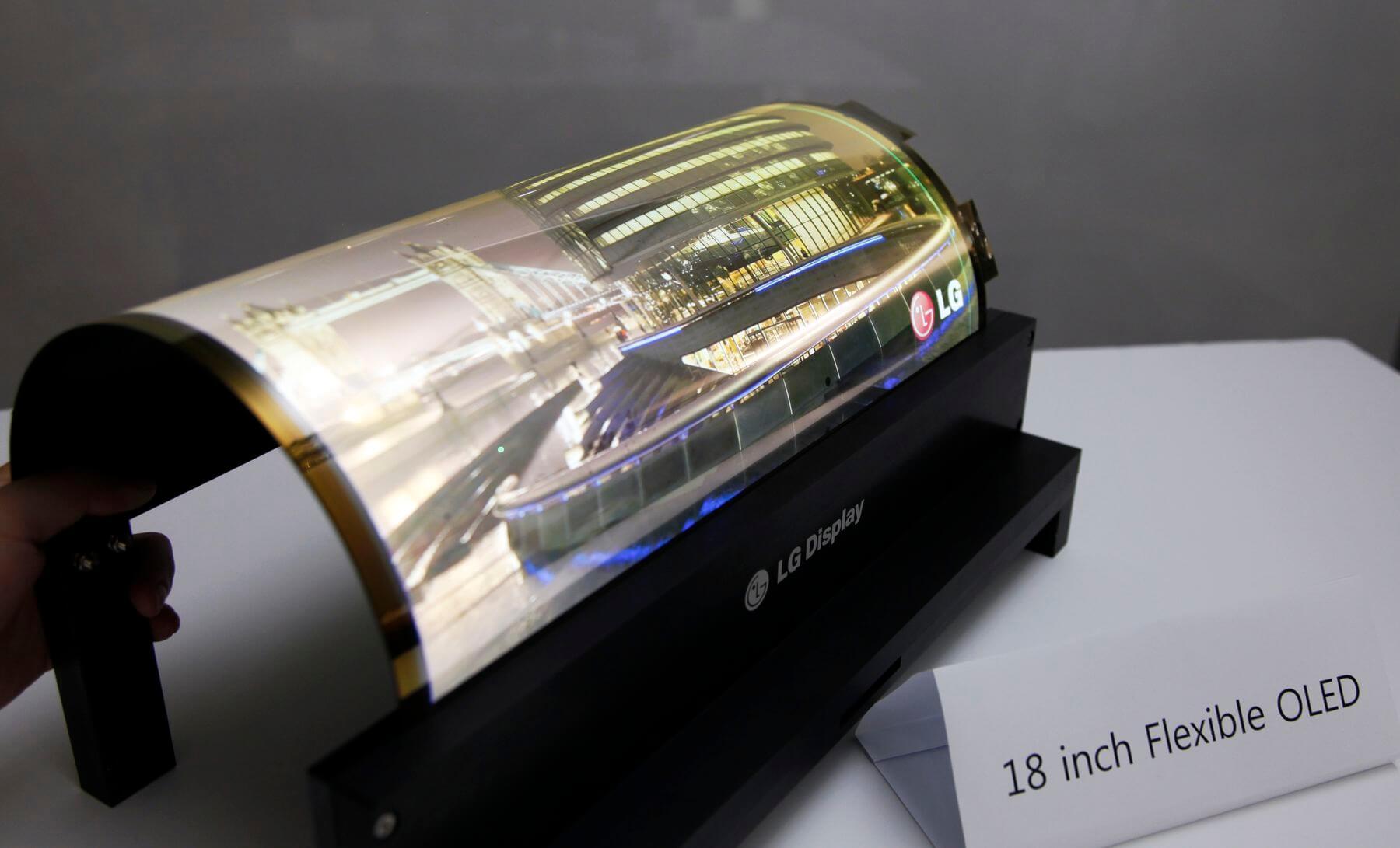 LG Display - Flexible
